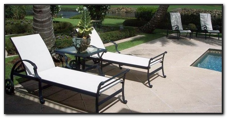 Patio Furniture Refinishing Naples Fl