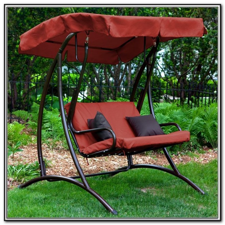 Patio Swings With Canopy Menards