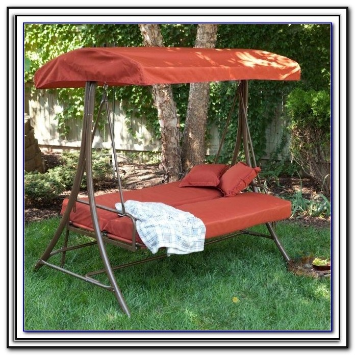 Patio Swings With Canopy Walmart