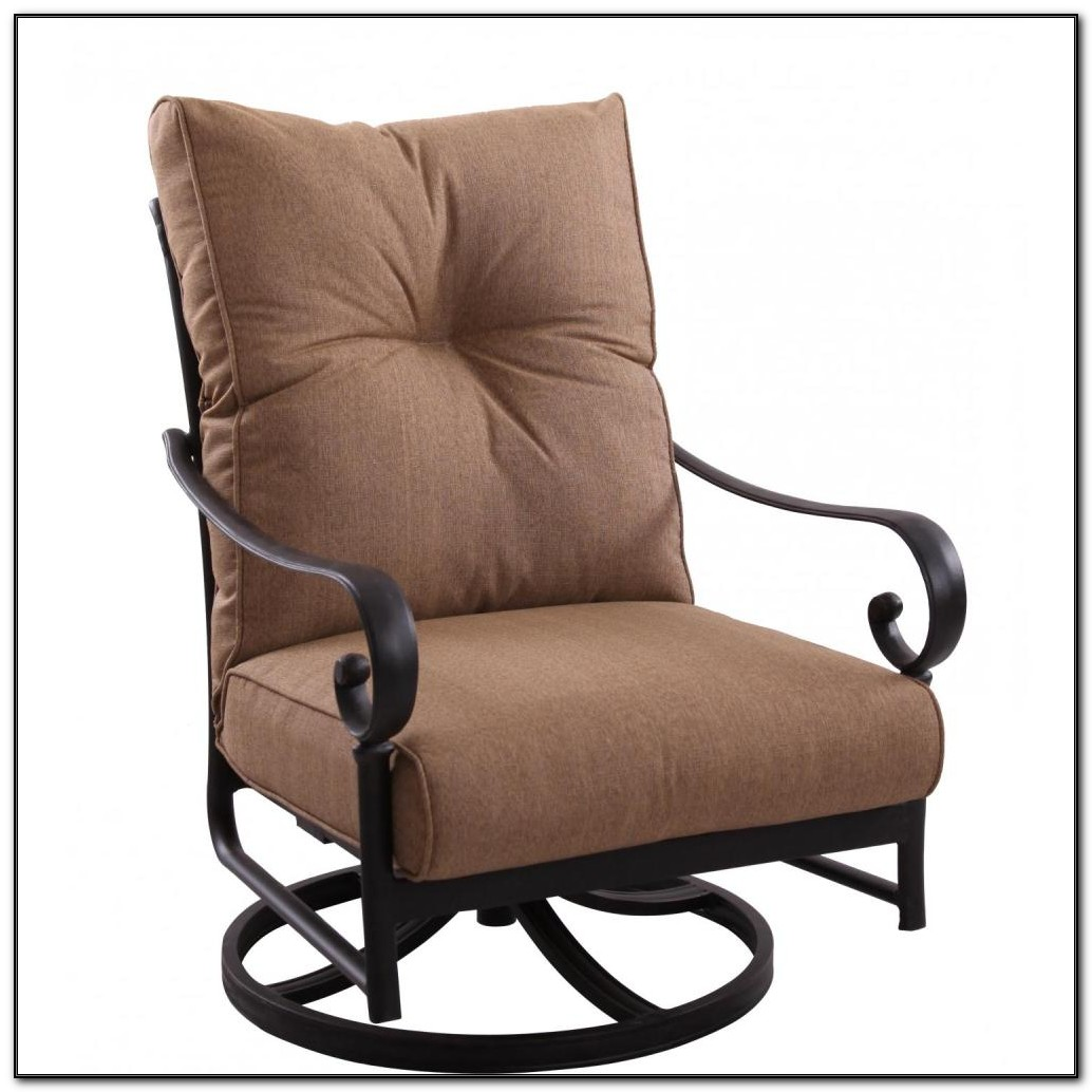 Patio Swivel Rocker Chair