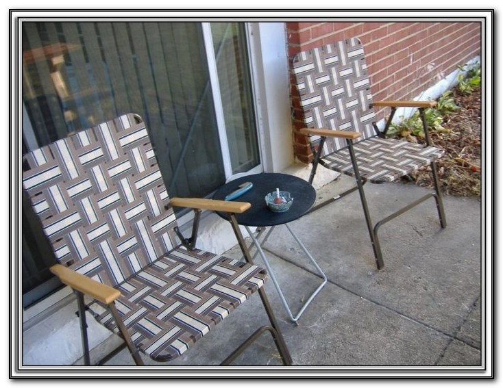 Replacement Patio Chair Slings Canada