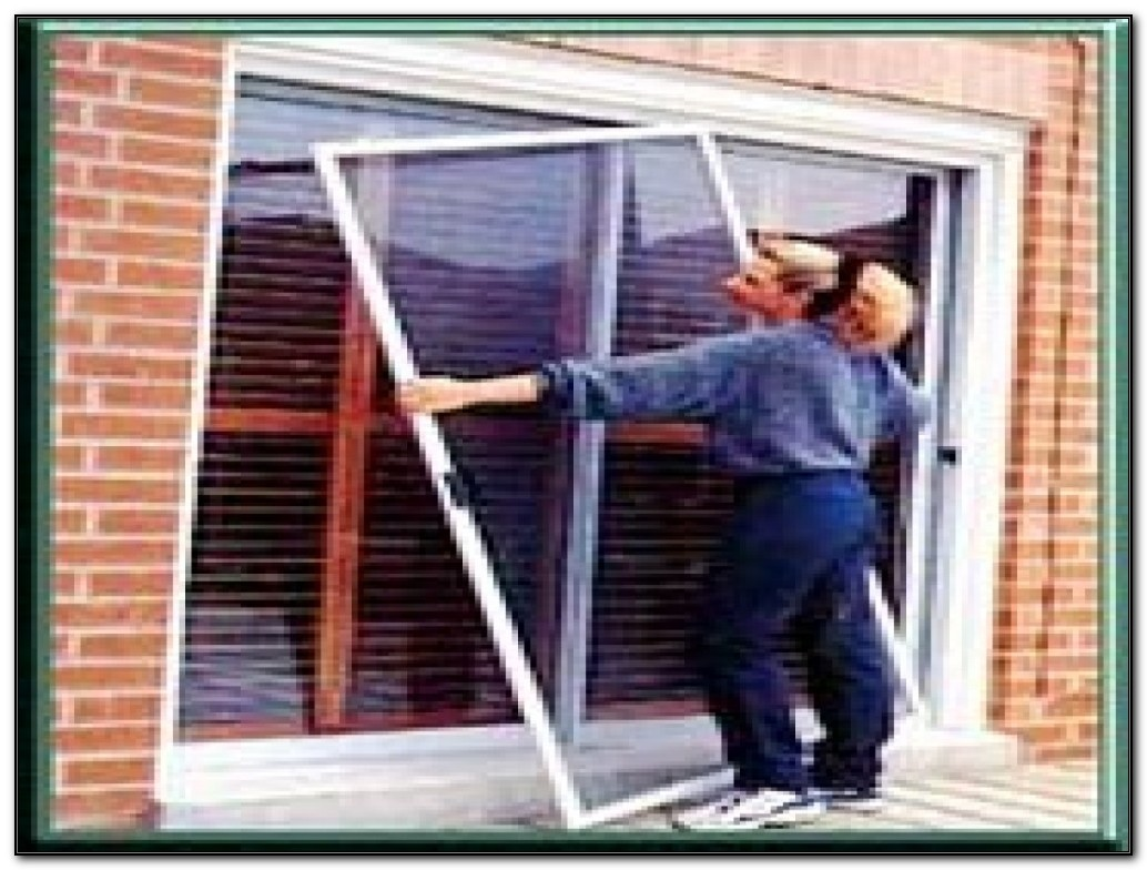 Replacement Sliding Patio Screen Door