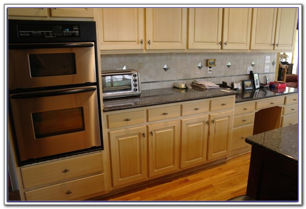 Restaining Kitchen Cabinets Without Stripping