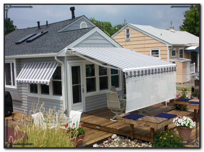 Retractable Patio Covers Home Depot