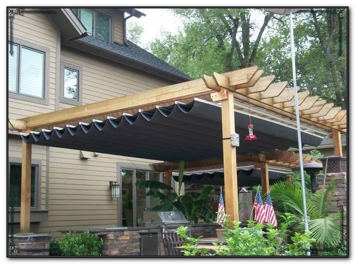 Retractable Patio Shade Covers