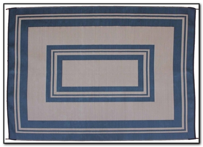 Reversible Patio Mats 8 X 11