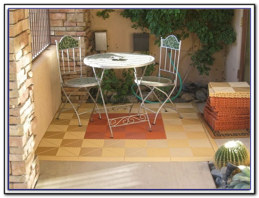 Rubber Tiles For Patio Uk