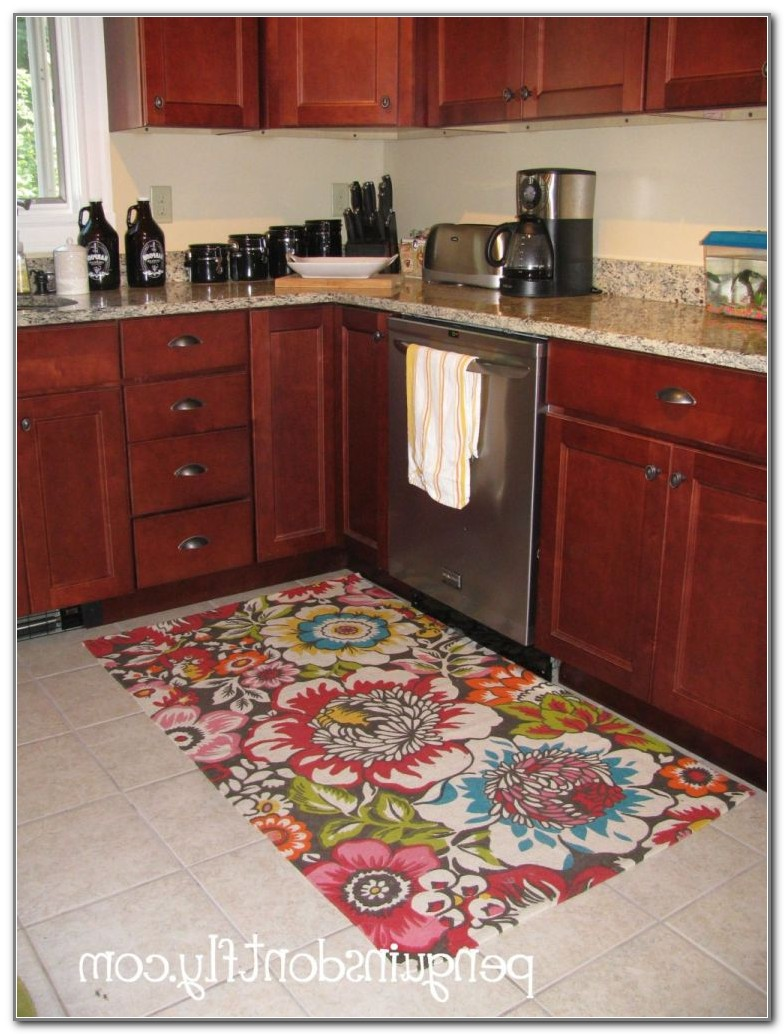 Rust Colored Kitchen Rugs