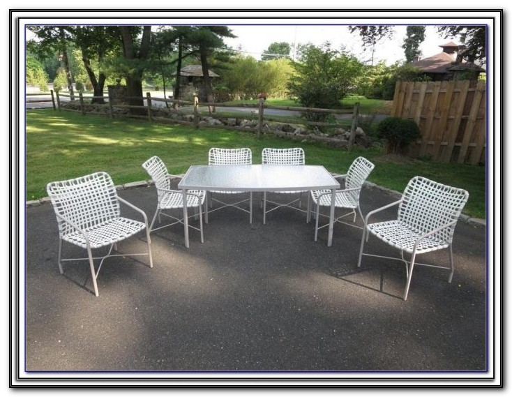 Samsonite Patio Furniture Ebay