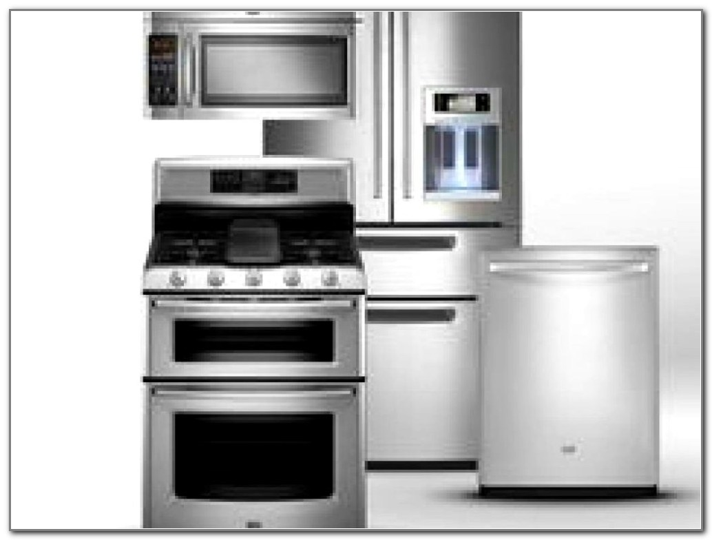 Slate Kitchen Appliance Packages