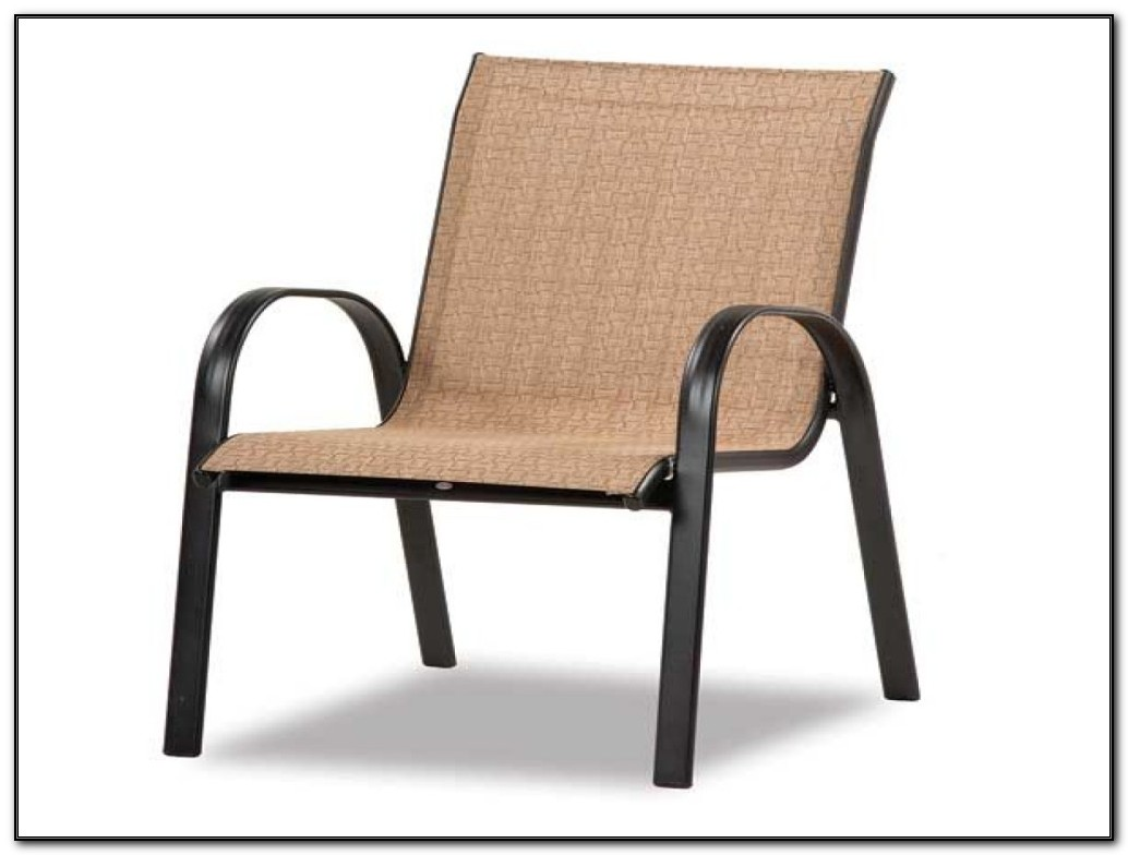 Sling Patio Chairs Replacement