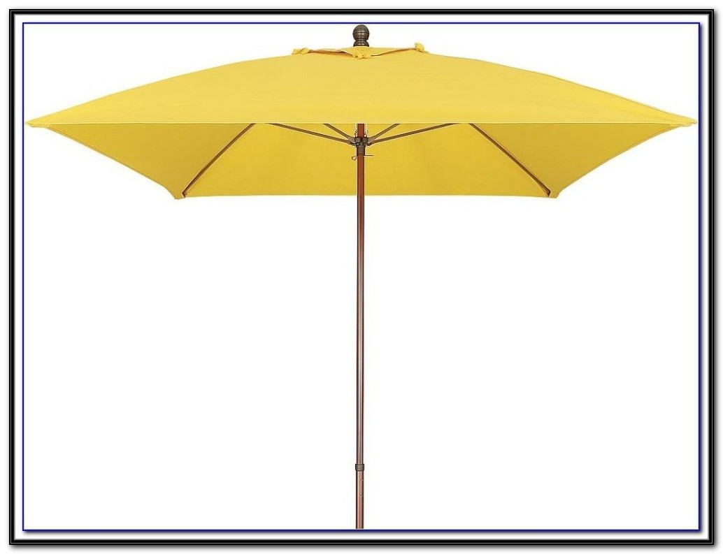 Square Patio Umbrella Replacement