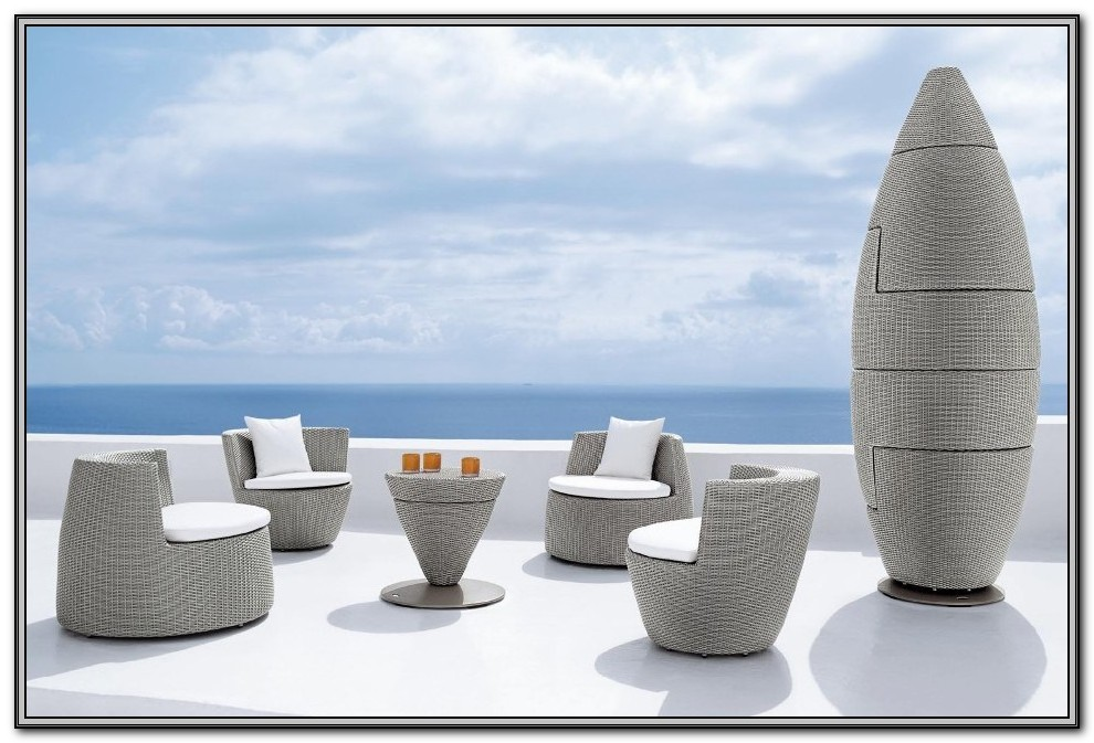 Stackable Outdoor Furniture Singapore