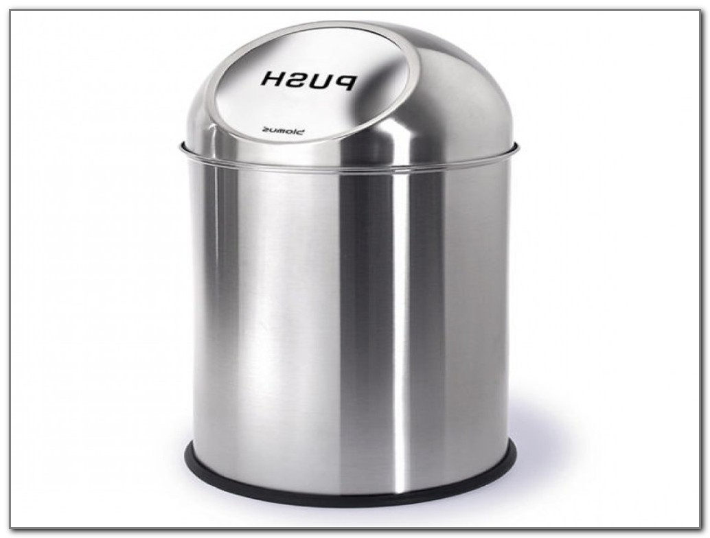 Stainless Steel Kitchen Trash Cans