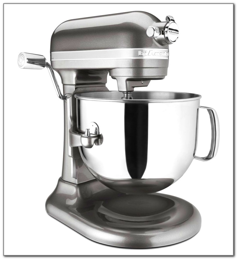 Stainless Steel Kitchenaid Mixer Attachments