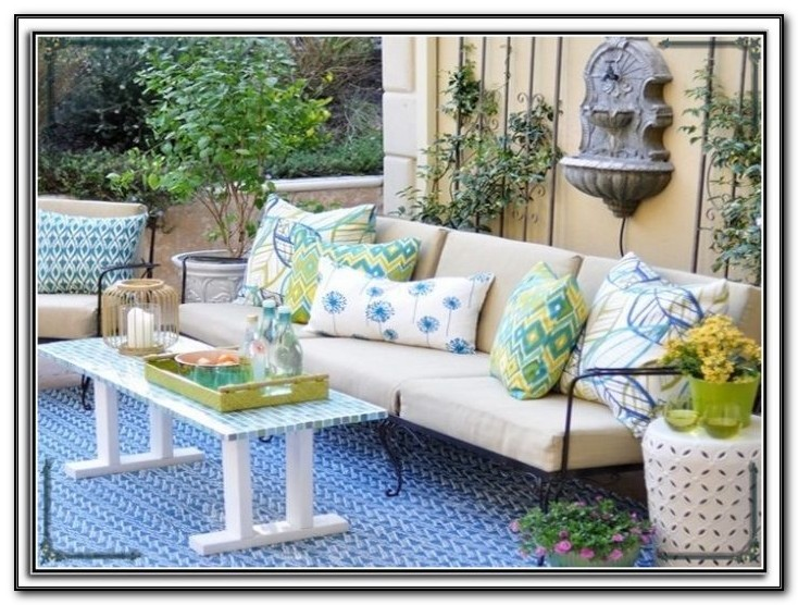 Sunbrella Patio Cushions Canada