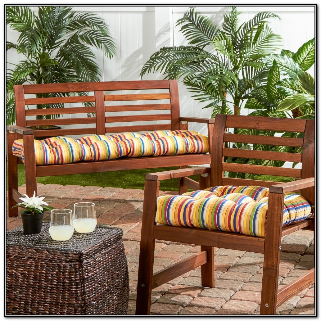 Sunbrella Patio Dining Chair Cushions