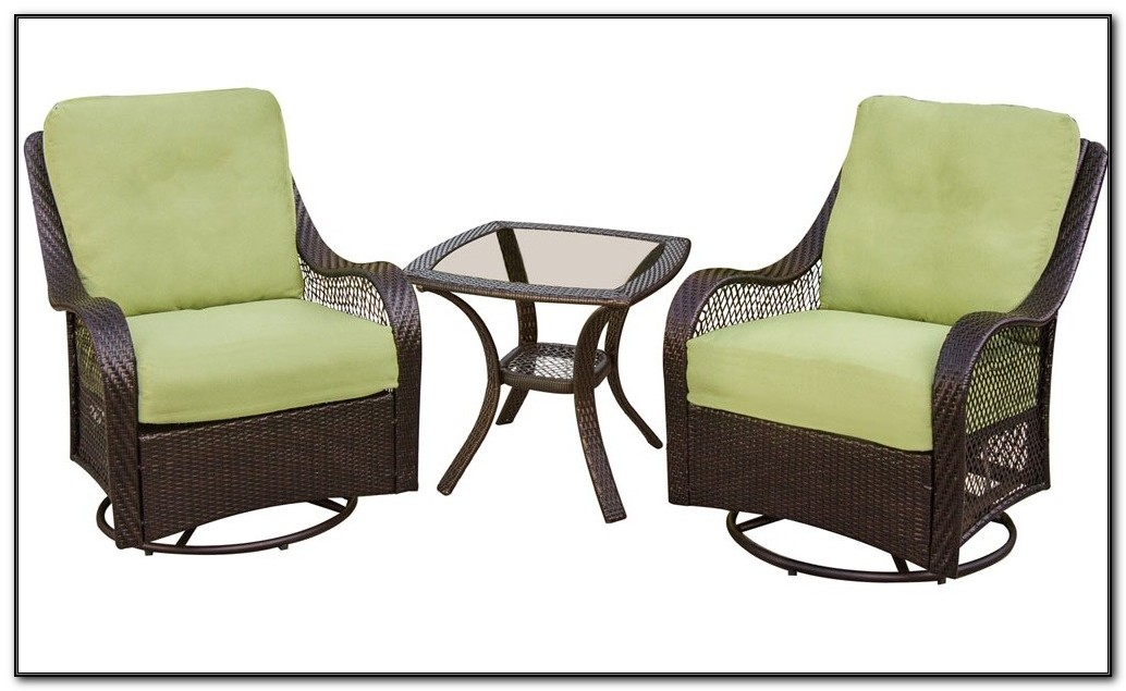 Swivel Rocking Patio Set