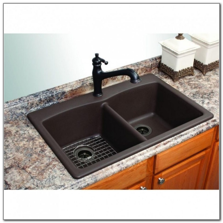 Undermount Kitchen Sink Home Depot