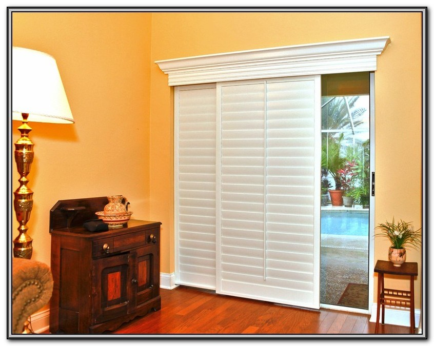 Vertical Blinds For Patio Doors Home Depot