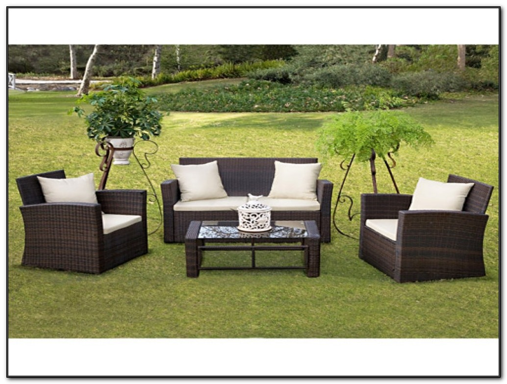 Walmart Wicker Patio Furniture