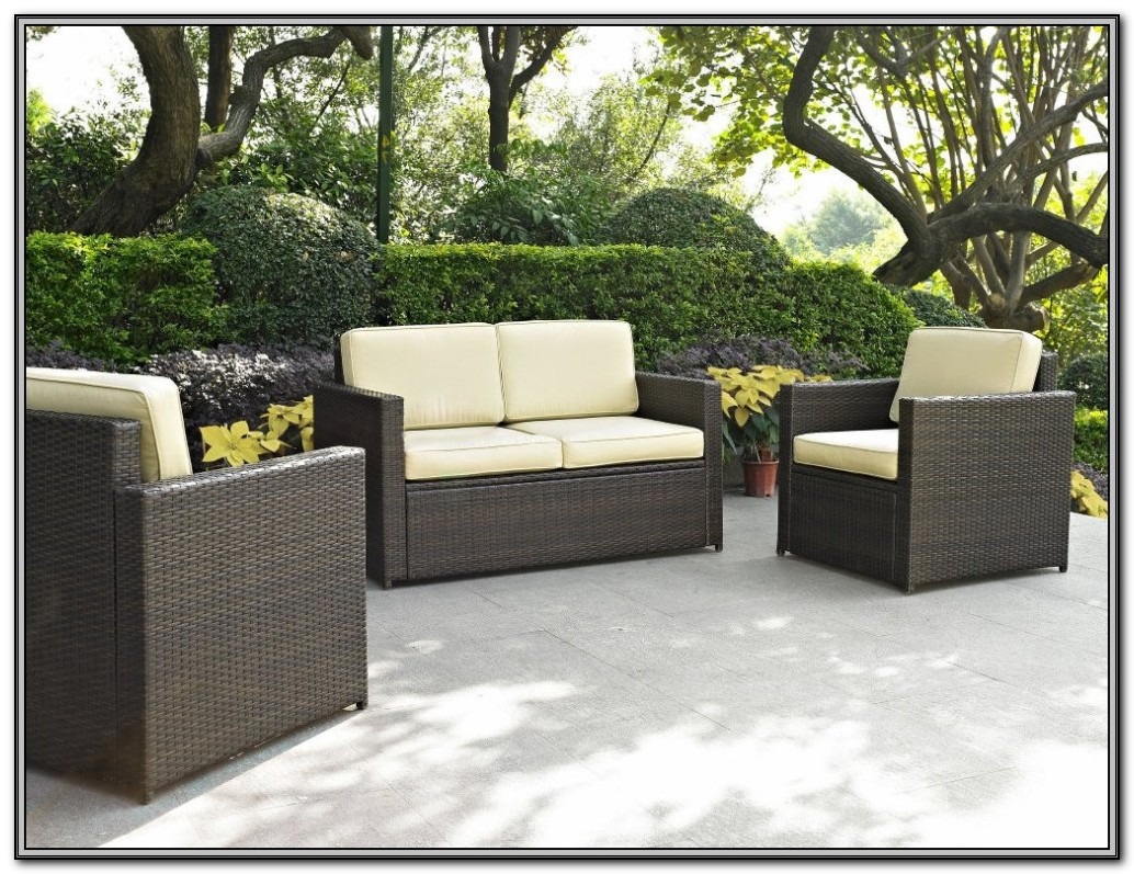Wicker Patio Furniture At Kmart