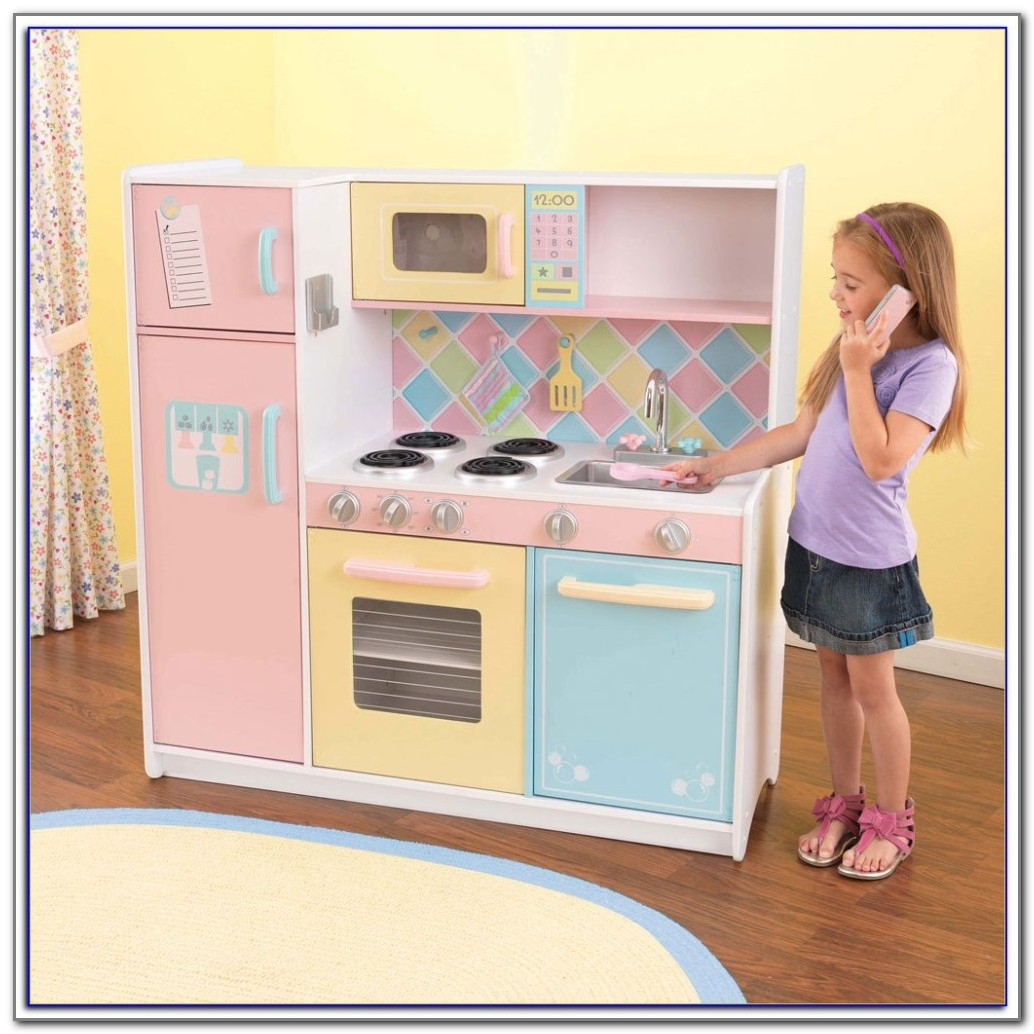 Wooden Kitchen Playsets Uk