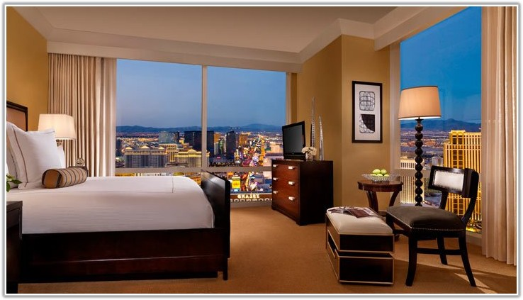 2 Bedroom Suite Las Vegas Hotel