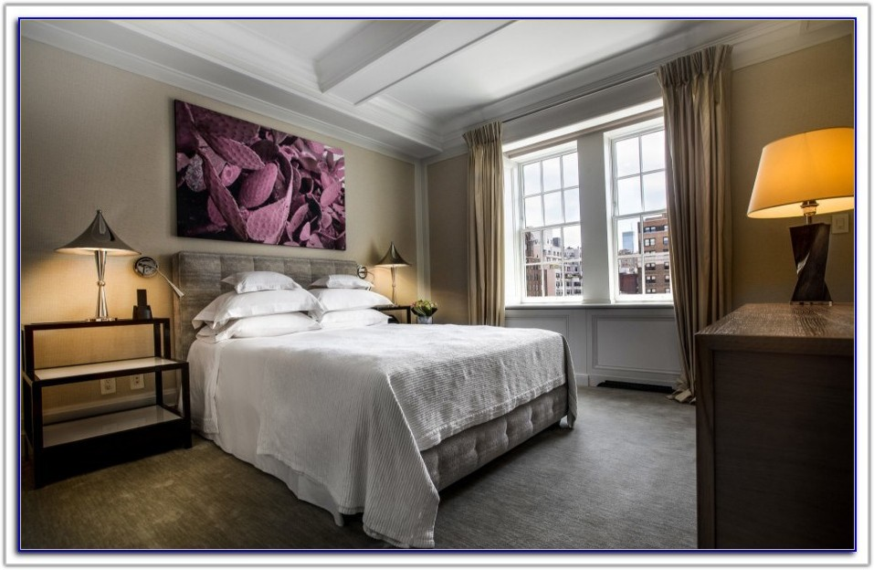 2 Bedroom Suite New York Hotel