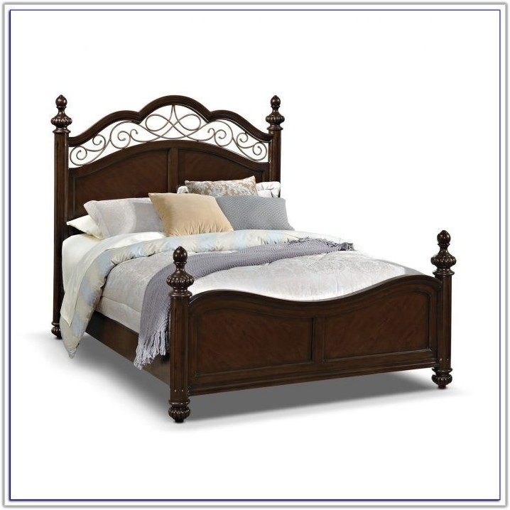 American Signature Furniture Grand Regency Bedroom