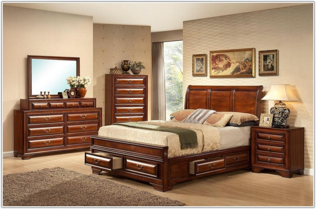 Bedroom Set With Mattress Included