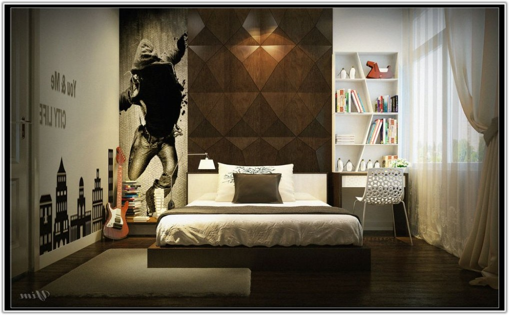 Bedroom Wall Decor For Guys