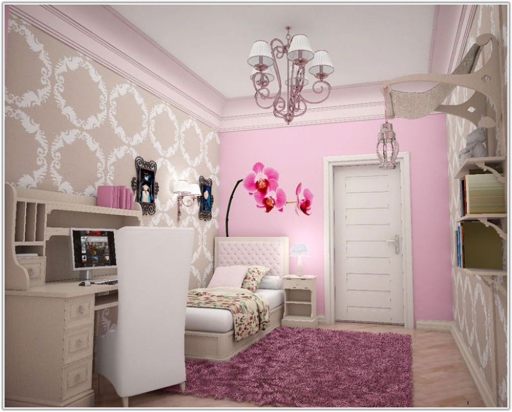 Chandelier For Teenage Girl Bedroom