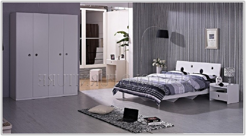 Cheap Gloss Bedroom Furniture Sets