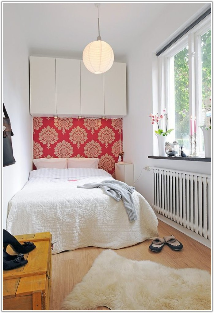Cheap Storage Ideas For Small Bedrooms