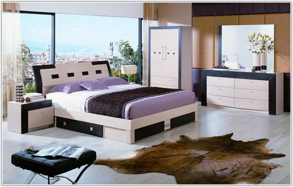 Childrens Bedroom Furniture Pink And White