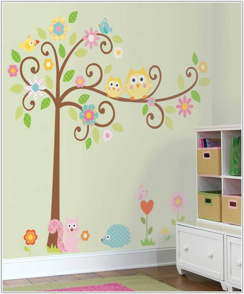 Childrens Bedroom Wall Stickers Ebay