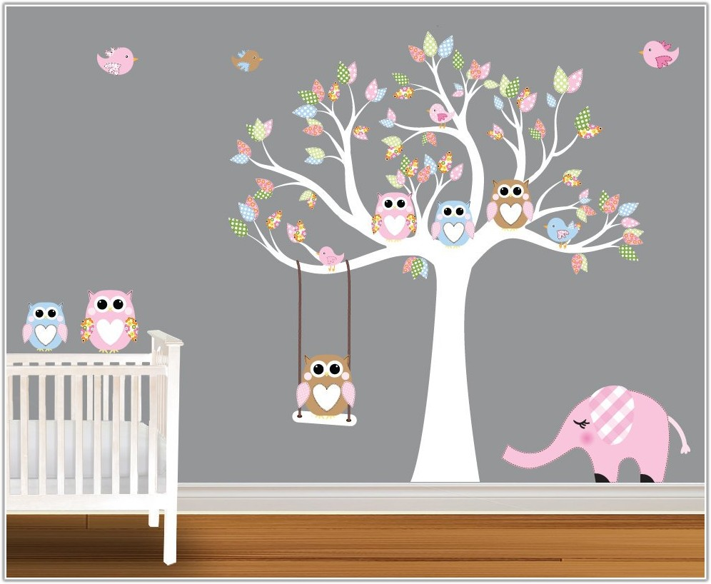 Childrens Wall Stickers For Bedrooms