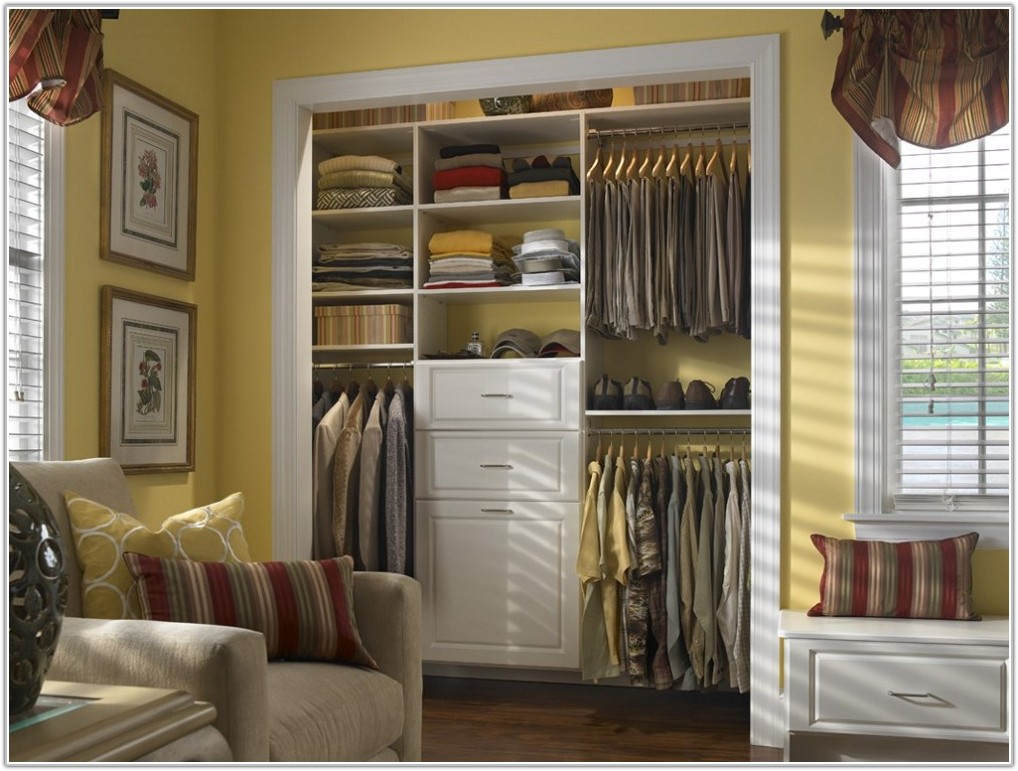 Closet Storage For Small Bedrooms