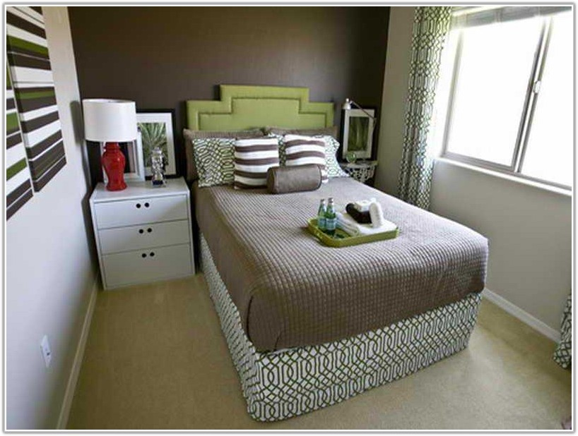 Decorating Ideas For Small Bedrooms Cheap