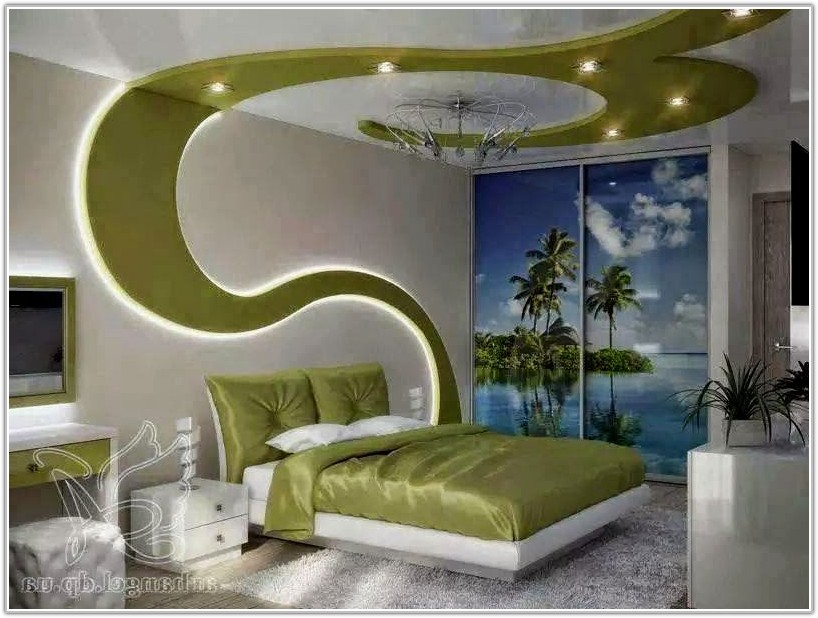 False Ceiling For Bedrooms Photos