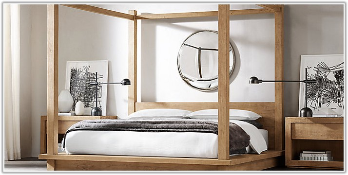 Four Poster Bedroom Sets Canada