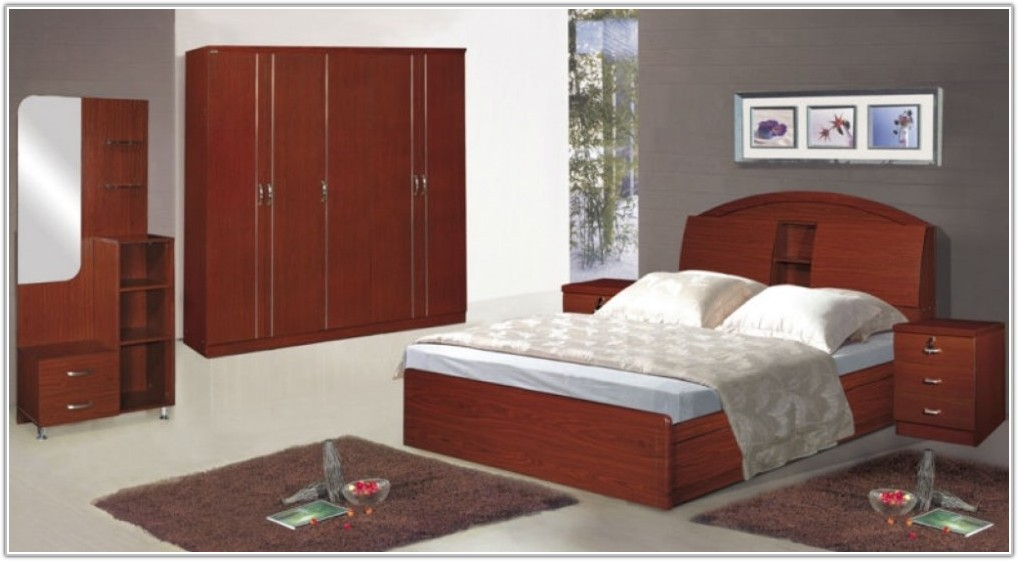 Full Bedroom Furniture Sets In India