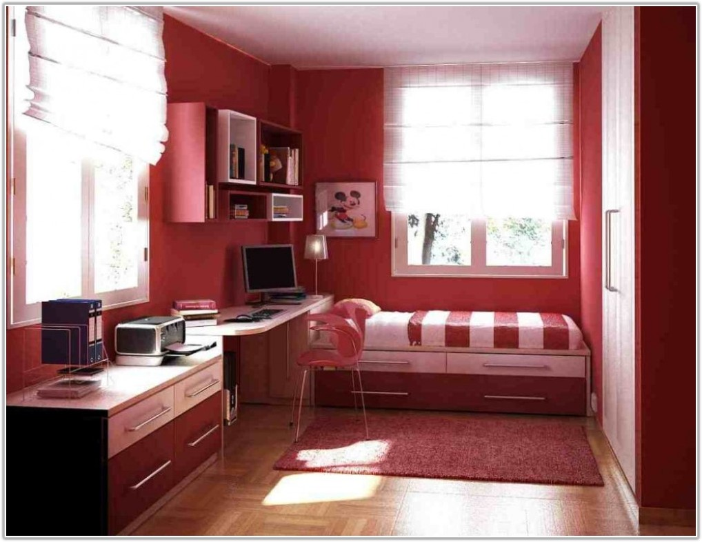 Home Decor For Small Bedrooms