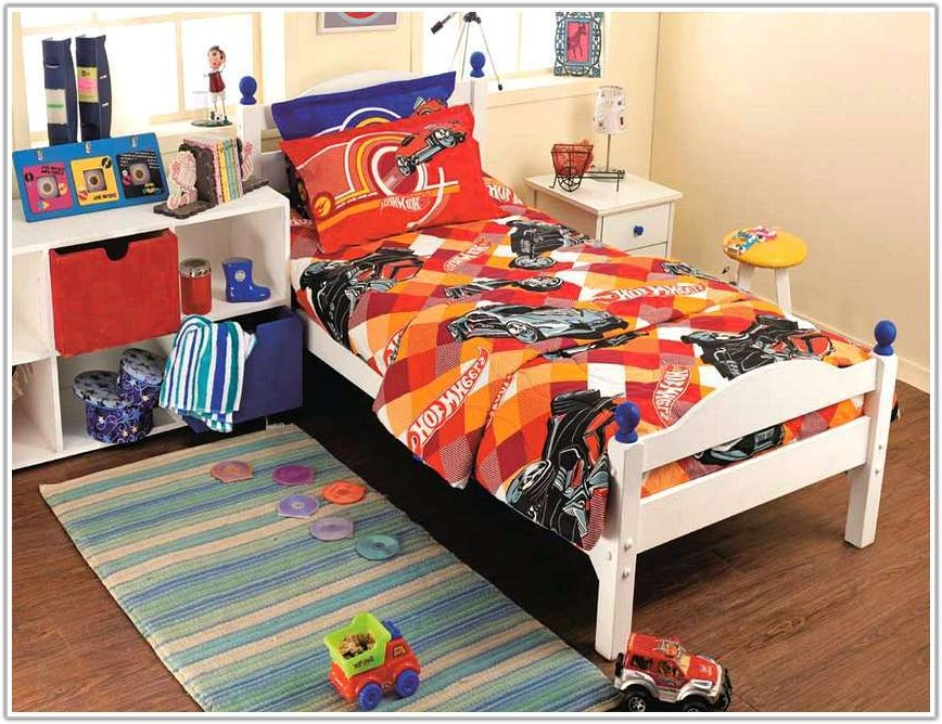 Hot Wheels Room Decor Ideas