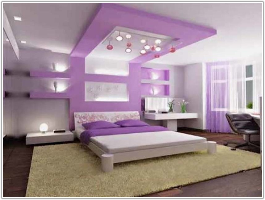 Interior Design Ideas For Bedroom Teenage Girl