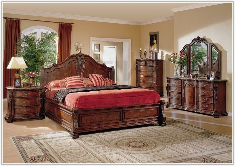 King Size Bedroom Furniture Sets Cheap