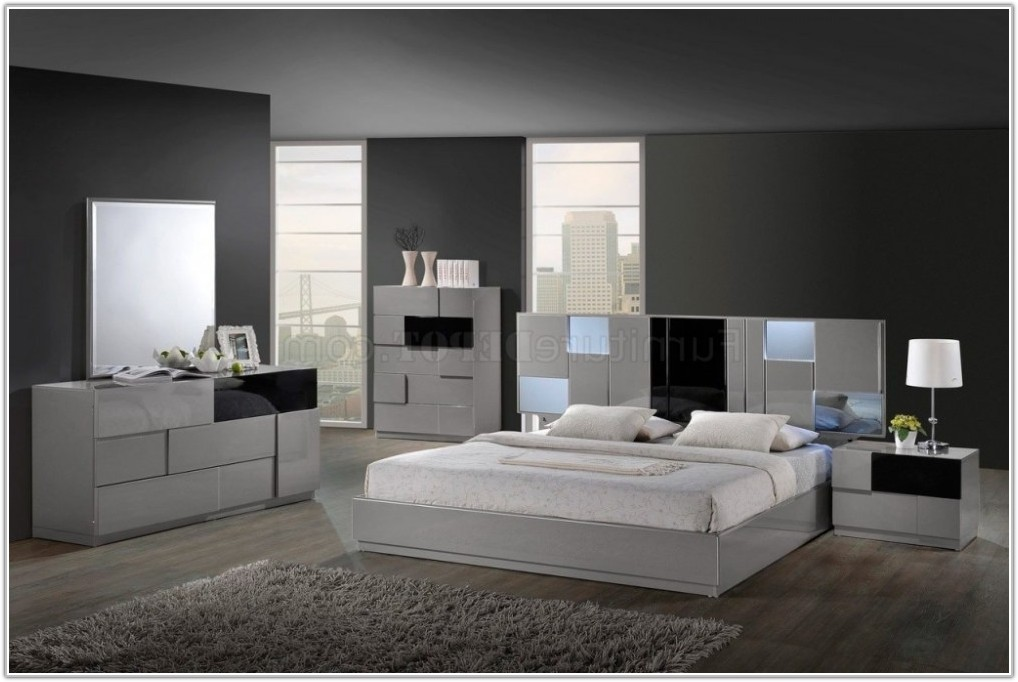 Modern Bedroom Furniture Bay Area