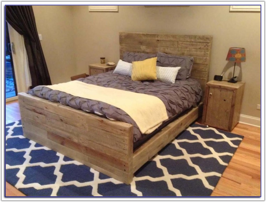 Reclaimed Wood Bedroom Furniture Uk