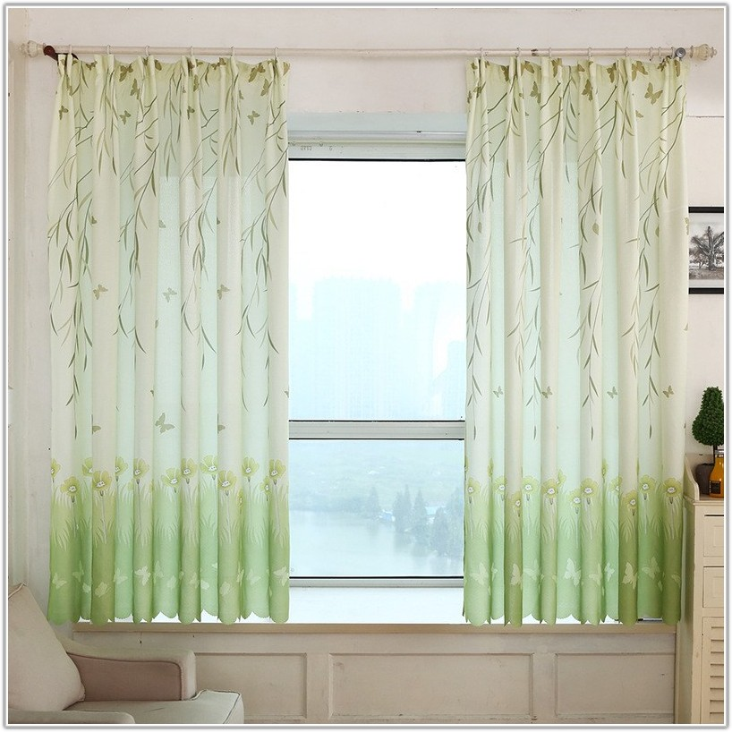 Short Blackout Curtains For Bedroom